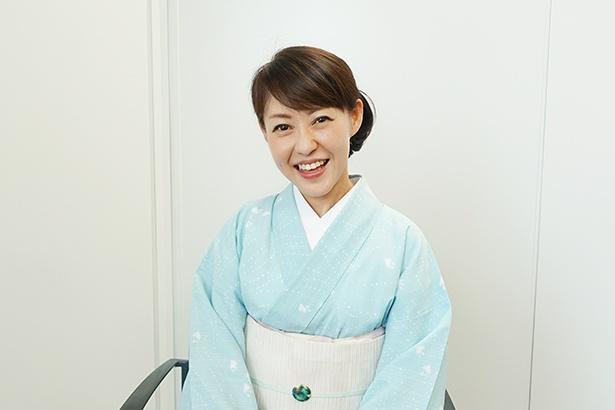 恵那市・旅館いち川の女将、市川さん。マクロビを積極的に取り入れる自然派女将