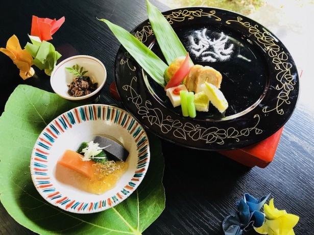 旅館いち川では「地歌舞伎テーマプラン」などを用意
