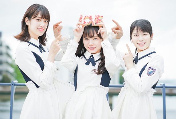 """""""けやき坂LOVE""""なポイントを3人に聞いてみた!"""