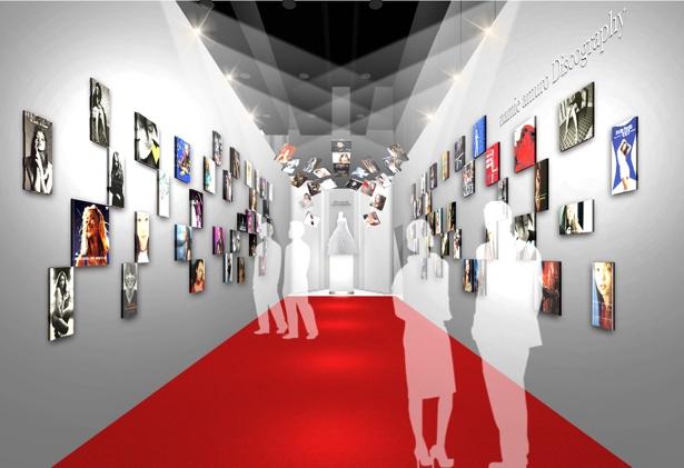 体験型の展覧会を4都市で開催する