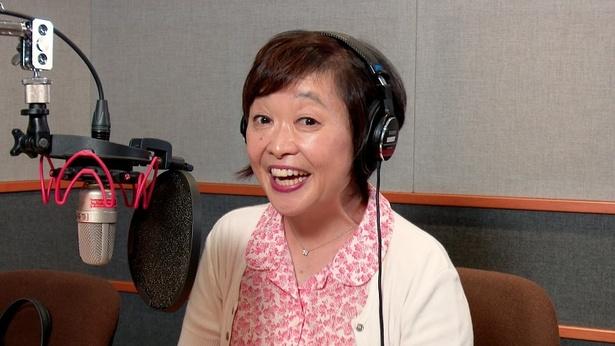 【写真を見る】増田明美は本道佳子がフルコースを作る過程を実況!