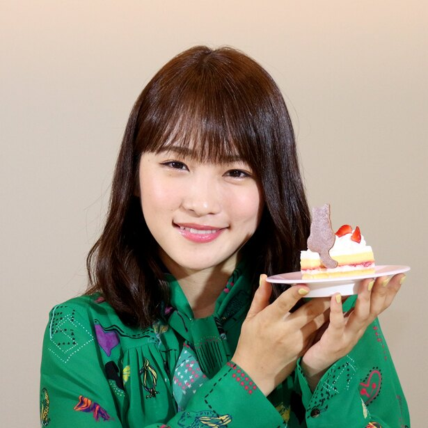 「MAISON ABLE Cafe Ron Ron」オープニング記念イベントに出席した川栄李奈