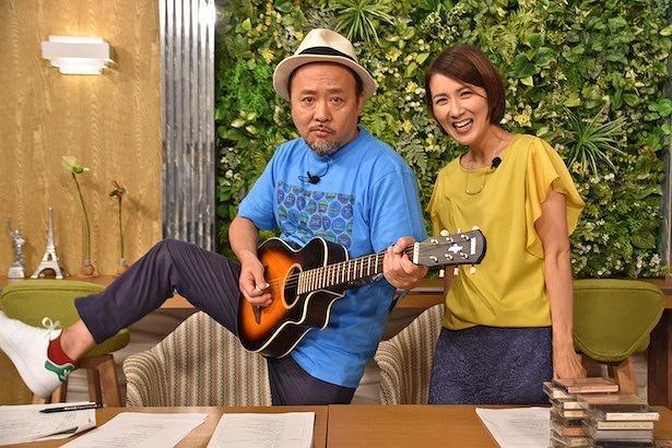 「ザ・カセットテープ・ミュージック」7月13日深夜放送より。マキタスポーツ、松尾英里子