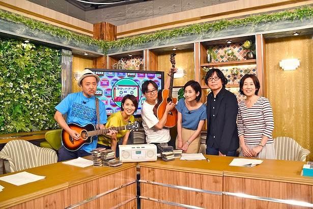 「ザ・カセットテープ・ミュージック」7月13日深夜放送より