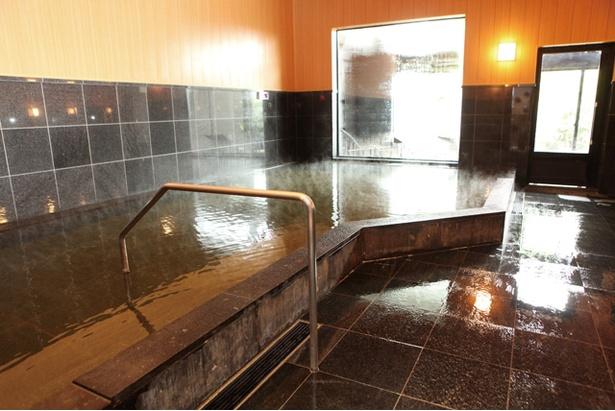 白金の森 レストラン四季農 / 立ち寄り入浴もできる。(入浴料 大人 700円)