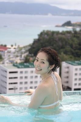 【写真】水着での撮影オフショットを大公開!