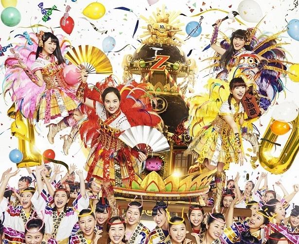 【写真を見る】応援ソングを担当するももいろクローバーZは「日本全国をつなぐ組曲のような役割を担えてうれしい!」