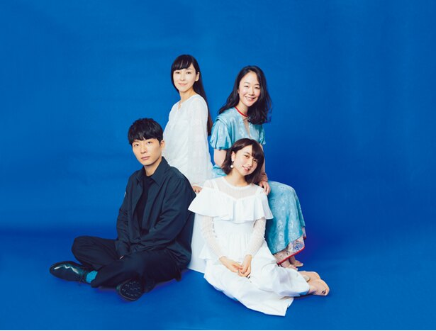 細田守監督の最新作「未来のミライ」で主人公家族の声を担当した上白石萌歌、黒木華、星野源、麻生久美子