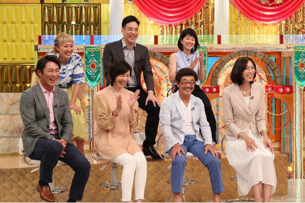 元木大介、丸山桂里奈らもレジェンドアスリートの衝撃秘話に騒然!