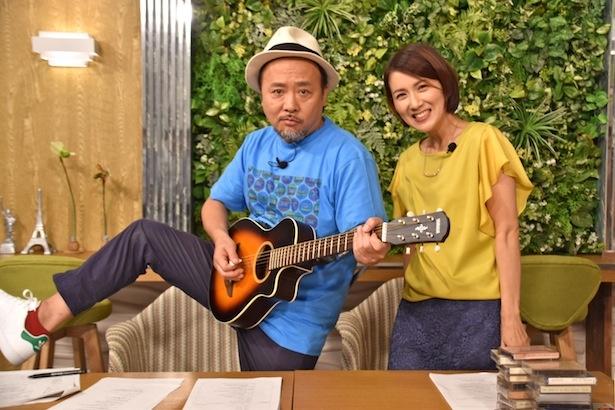 松尾アナは「カセミュ」ファンだったという