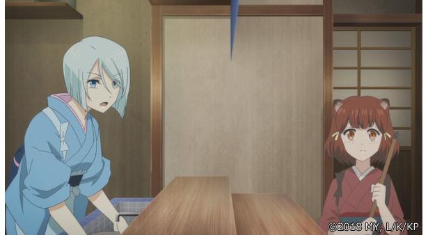 #16「双子の板前と雨女のお嬢様。」より