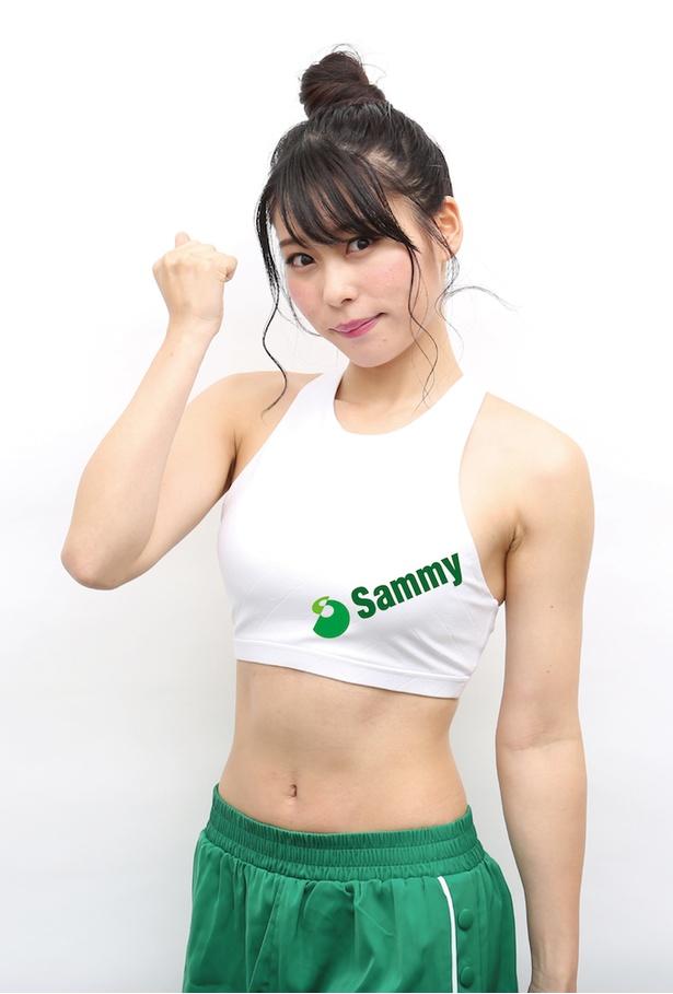 天然キャラが魅力の塚田綾佳(27)はグラビアアイドルとしても活躍
