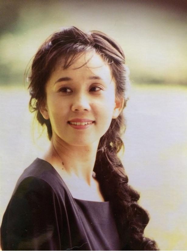 津村容莉枝役の島本須美。ちょっとだけチャレンジしたシーンもあるとか