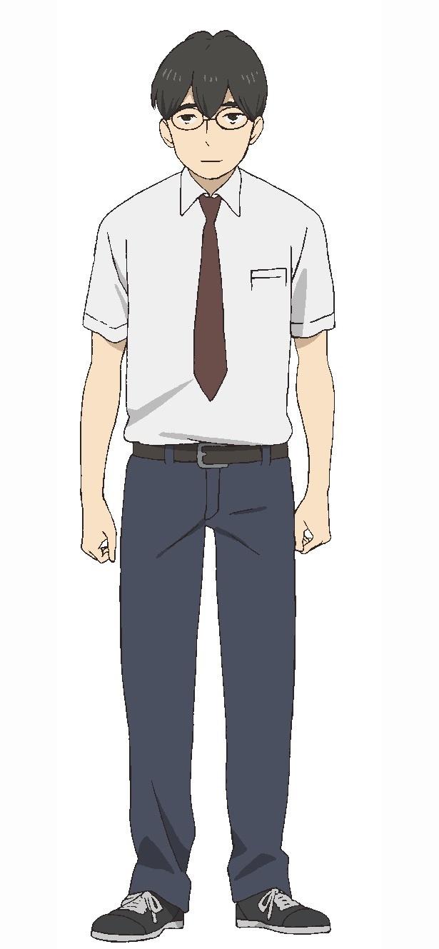 村瀬歩が演じる結城大輔 。夏目の小学校時代の同級生。 変わったことを言うため、 周りから浮いた存在だった