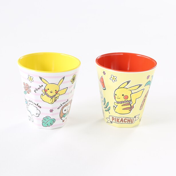 メラミンカップ(税抜各300円)