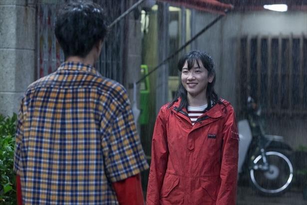雨のプロポーズで鈴愛と涼次は晴れて両想いに!