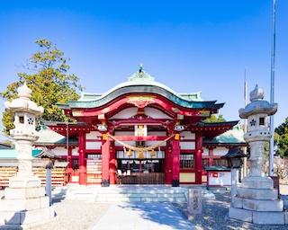 名古屋天神・上野天満宮は地元の学生たちも通うパワースポット