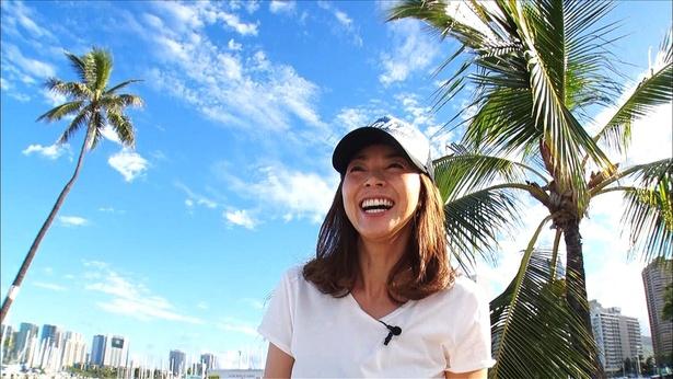 SHIHOは、ハワイに来て「家族との時間が変わった」と話す