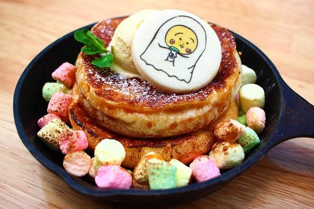 今お茶飲んでいるからあとにして。 コジコジ寝起きの朝ごはん (780円)