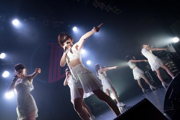 「東京ハッカーズ・ナイトグルーヴ -Rearranged ver.-」で畳み掛ける