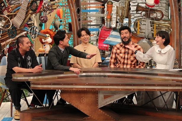 7月16日(月)放送の「世界の村のどエライさん」では、新企画「出張!お助け料理人」が始動!