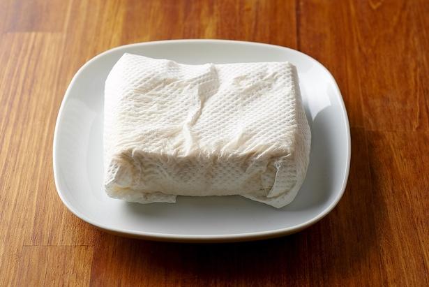 豆腐の水きり