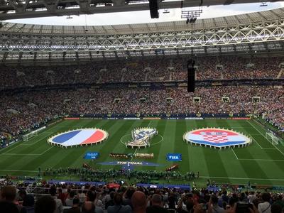 ロシアW杯決勝、フランスが4-2でクロアチアに勝利し、20年ぶりの世界王者に