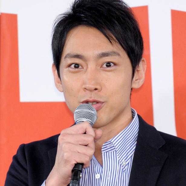 小泉孝太郎が「チマタの噺」にゲスト出演