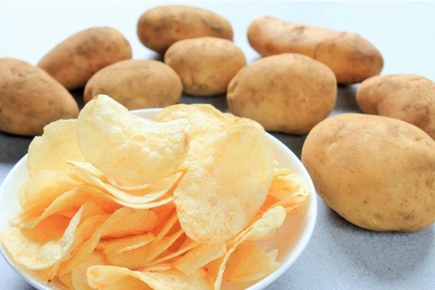 ポテトチップスは冷やしてもパリパリ食感?