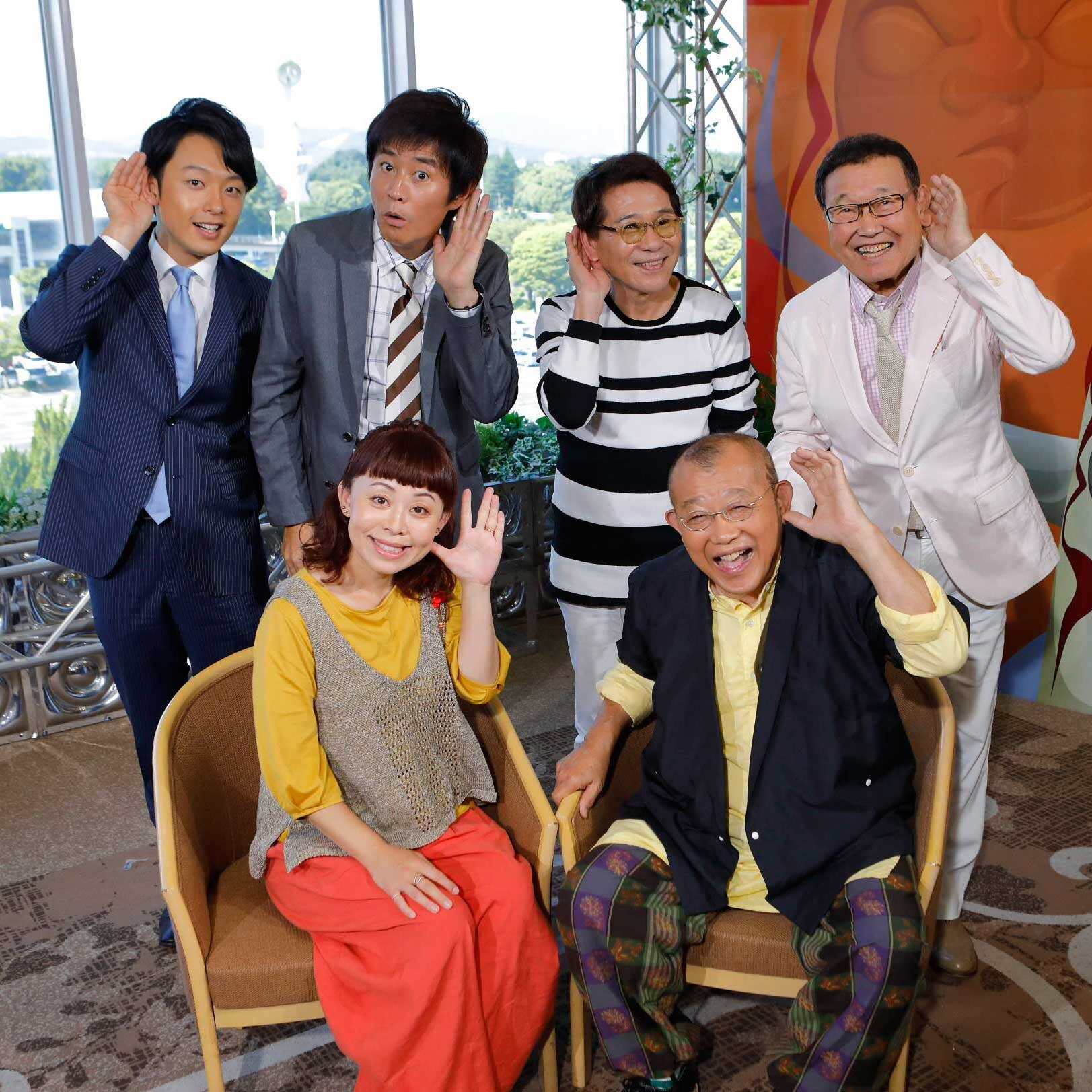 カンテレ開局60周年特別番組「鶴瓶&なるみのテレビのコト聞いてみよ!」