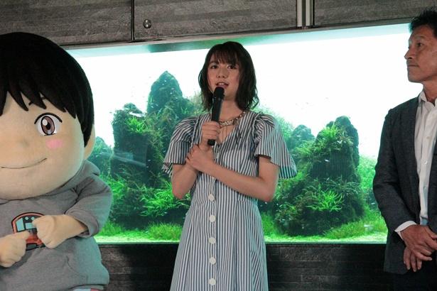 """""""「未来のミライ」×すみだ水族館""""オープニングイベントのレポートが到着!"""