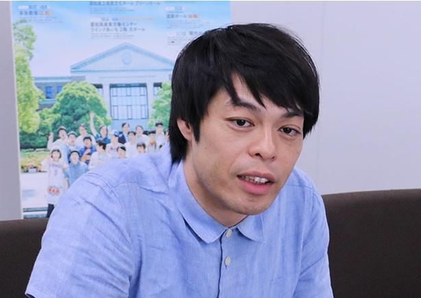 「20周年続けて来られたのはグループLINEのおかげ」と語る石田剛太