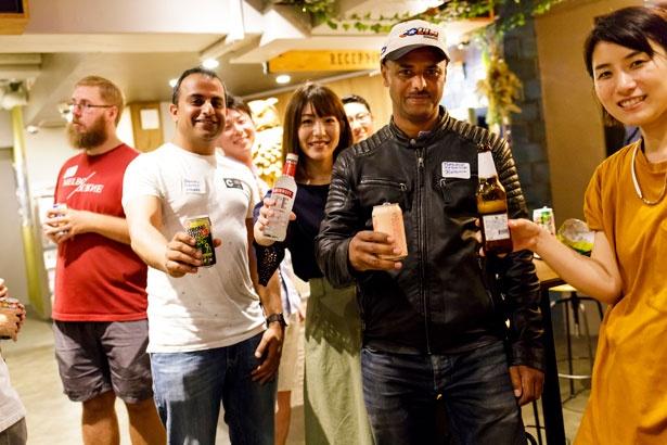 ここでは日本文化に興味津々な人が多く集まるので、どんどん質問してくれる!自分が住む場所のことを聞かれると、意外にもすらすら単語が出てきました