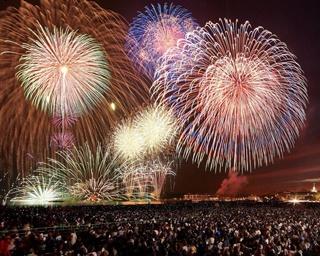 花火の季節到来!今週末に九州で行われる花火大会[2018年7月20日(金)~22日(日)]
