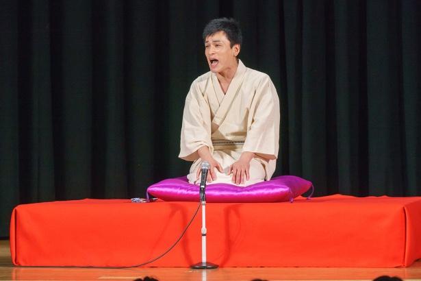 ベテラン森田成一が無心で挑んだ落語「子ほめ」、その仕上がりは!?――声優落語天狗連第十七回レポート