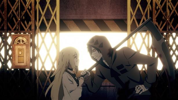 「殺戮の天使」第3話の先行カットが到着。エディとザックがレイチェルを奪い合い!?