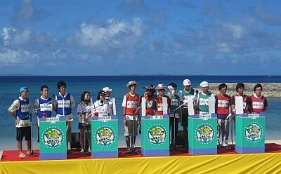 【写真】熱い!沖縄予選の様子