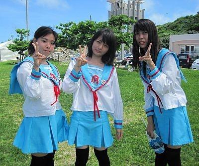 沖縄予選の様子