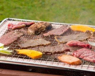サッと炙るだけでも食べられる上質な霜降り肉の「白老牛」
