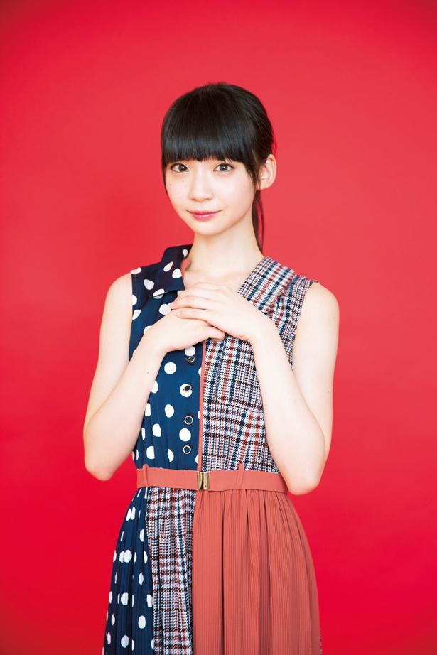 「マジムリ学園」でドラマ初出演のNGT48・荻野由佳に、撮影を終えた心境や見どころなどをインタビュー