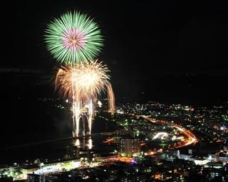 夏本番!今週、沖縄で行われる花火大会[2018年7月23日(月)~29日(日)]