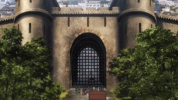 「オーバーロードⅢ」第3話の先行カットを公開。エンリが検問所で!?