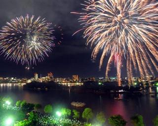 夏本番!今週、福岡で行われる花火大会[2018年7月30日(月)~8月5日(日)]