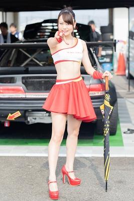 2018 D1グランプリ 第5戦を彩ったレースクイーンたち(22/40)
