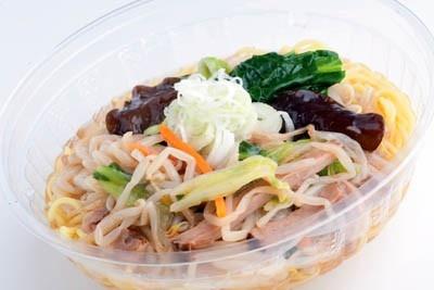 かながわサンマー麺の会監修「冷しサンマー麺」(398円/スリーエフ)※7月7日(水)発売