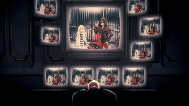 「殺戮の天使」第4話の先行カットが到着。B3階の扉が開くと、そこには…