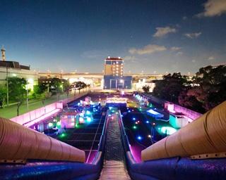 期間限定の遊園地「ミナトノスライダー」が名古屋に登場!