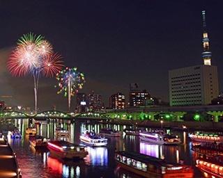 隅田川花火大会も!今週末開催される花火大会10選(全国版・7/28~7/29)