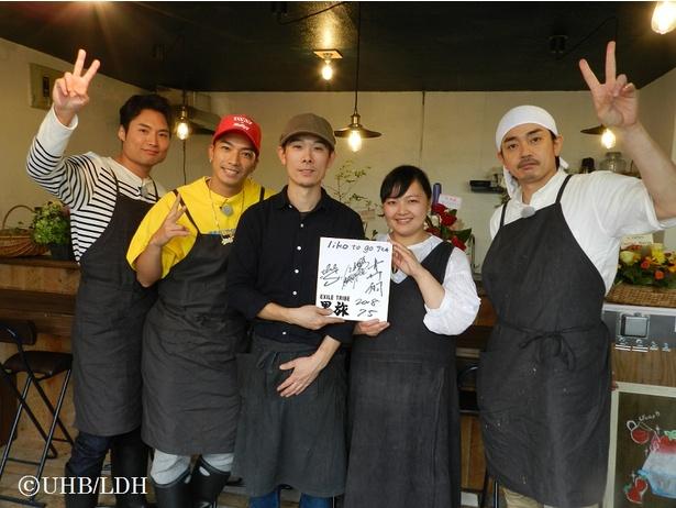 """東川町の素敵なカフェで""""東川スタイル""""を体験"""