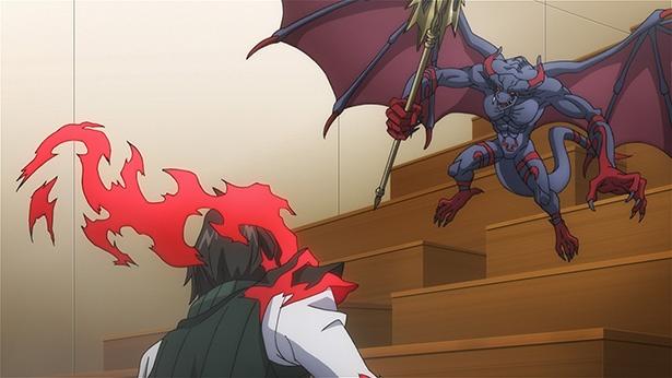 英血たちが次々と覚醒!「ロード オブ ヴァーミリオン 紅蓮の王」第3話の先行カットが到着。